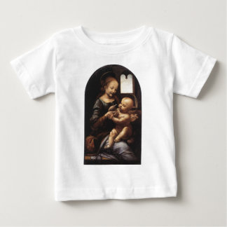 Benois Madonna par Leonardo da Vinci circa 1478 T-shirts