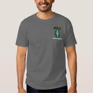 Bérets verts - forces spéciales t-shirts