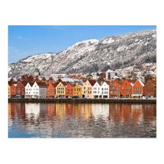 Bergen Carte Postale