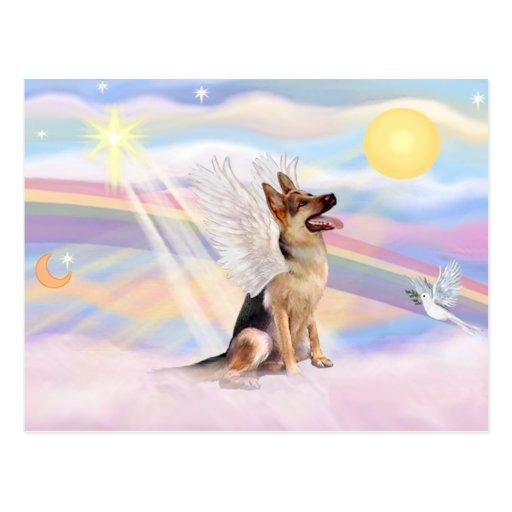 Mémorial de chien cartes