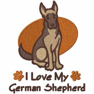 Berger allemand d'amour