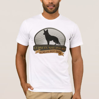 Berger allemand t-shirt