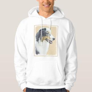 Berger australien veste à capuche