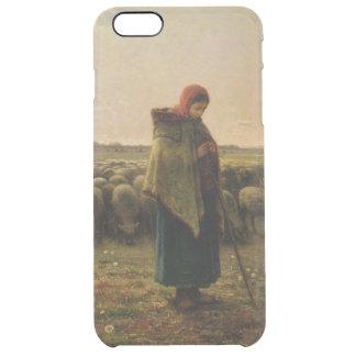Bergère avec son troupeau, 1863 coque iPhone 6 plus