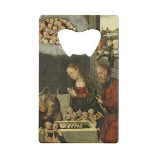 Bergers adorant le bébé Jésus par Cranach