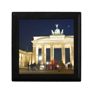Berlin Petite Boîte À Bijoux Carrée