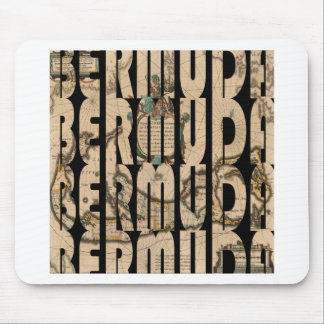 bermuda1662 1 tapis de souris