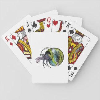 Bernard l'ermite jeu de cartes