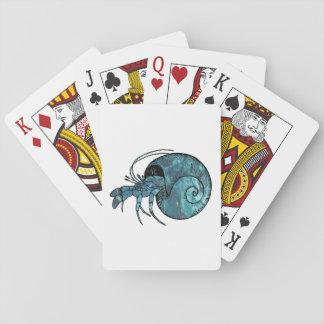 Bernard l'ermite jeux de cartes