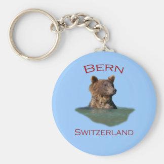 Berne, Suisse Porte-clé Rond