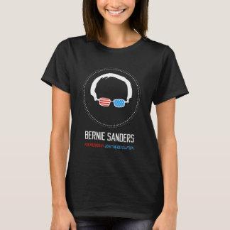 Bernie Ponceuse-Joignent les chemises de T-shirt