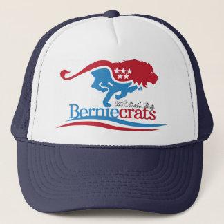 Berniecrats - casquette de camionneur de logo