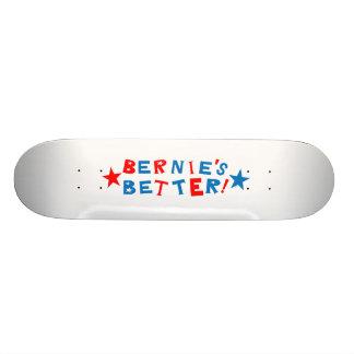 Bernies améliorent le conseil skateboard 21,6 cm