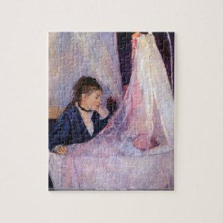Berthe Morisot - puzzle de berceau