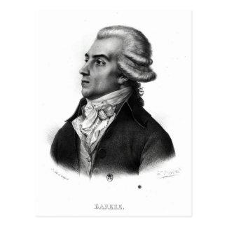 Bertrand Barere de Vieuzac Carte Postale