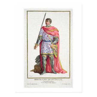 "Bertrand du Guesclin (1320-80) de ""DES E de Carte Postale"