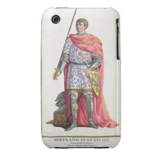 Bertrand du Guesclin 1320-80 de DES E de Receui Coques iPhone 3