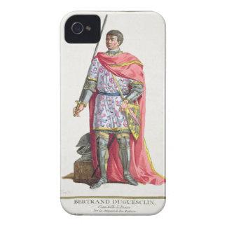 "Bertrand du Guesclin (1320-80) de ""DES E de Receui Étuis iPhone 4"