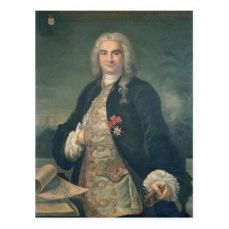 Bertrand-Francois Mahe de la Bourdonnais Carte Postale