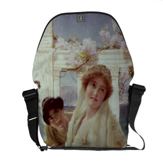 Besace Alma-Tadema | une divergence de vues