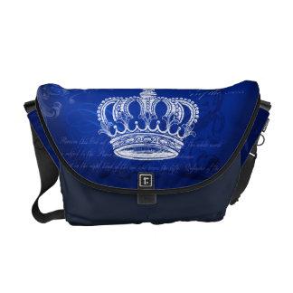 Besace Bloodline royal - bleu