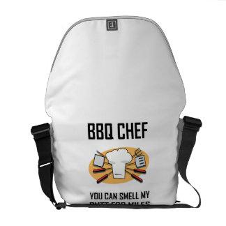 Besaces Bouts d'odeur de chef de BBQ