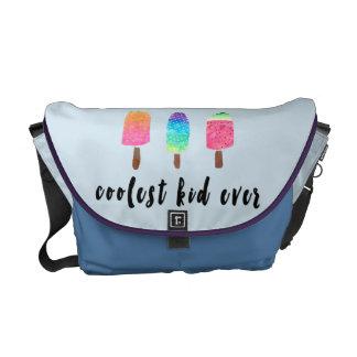 Besaces Couche-culotte bleue de bébé d'enfant les plus