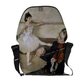 Besaces Edgar Degas | la leçon de danse, c.1879