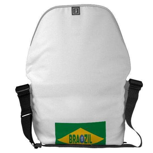 Besaces Grand Messenger Bag BRAZIL 18