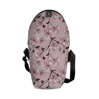 Besaces Motif de fleurs de fleurs de cerisier