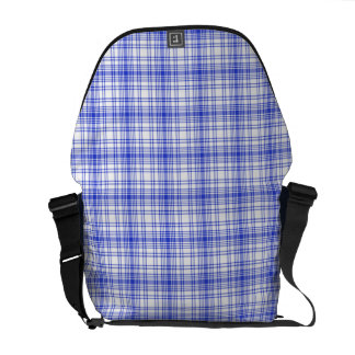 Besaces Plaid blanc bleu 2