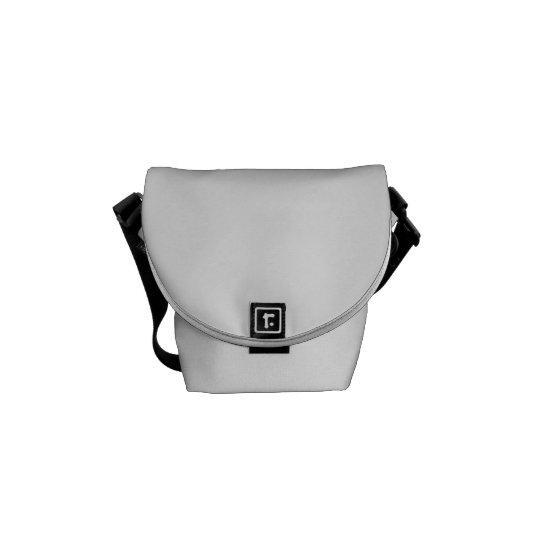 Mini Messenger Bag Impression intérieure
