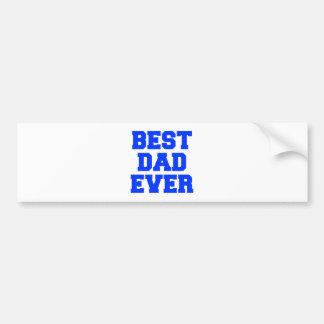 best-dad-ever-fresh-blue png adhésif pour voiture