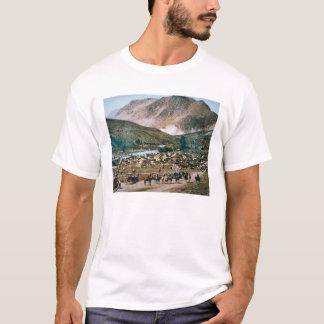 Bétail, le Colorado, 1899 (photo) T-shirt