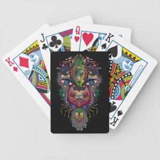 Bête de Psycotic Jeux De Poker