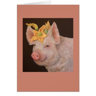 Beullah la carte de porc