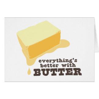 Beurre Cartes