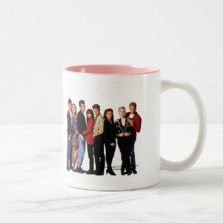 Beverly Hills 90210 a moulé la tasse