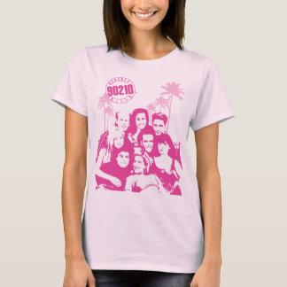 Beverly Hills 90210 a moulé le T-shirt