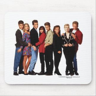 Beverly Hills 90210 a moulé le tapis de souris