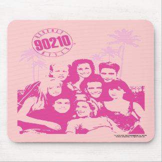 Beverly Hills 90210 - Tapis de souris de fonte