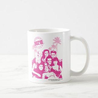 """Beverly Hills 90210"""" tasse de bande entière"""""""