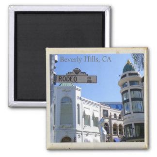 Beverly Hills fraîche, Dr. Magnet de rodéo ! Magnet Carré