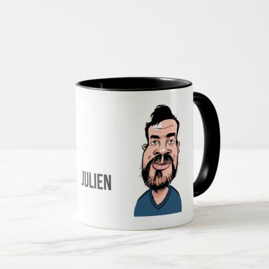 Bewear mug JULIEN