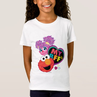 BFF Abby et Elmo T-Shirt