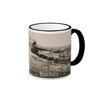 Biarritz Pont et Rocher Mug Ringer