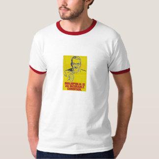 Bibliophilia est incurable t-shirts