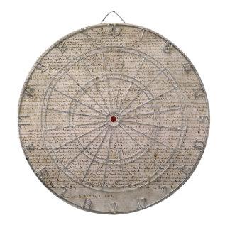 Bibliothèque 1215 britannique de la Magna Carta d' Jeux De Fléchettes