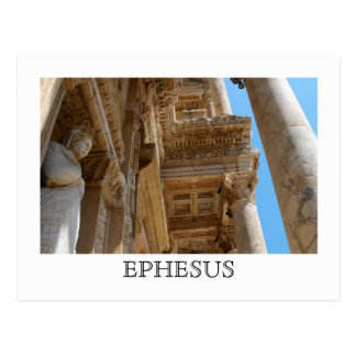 Bibliothèque de carte postale de Celsus