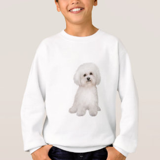 Bichon (b) sweatshirt